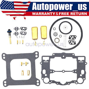Carburetor Rebuild Kit For Edelbrock 1477 1400 1404 1405 1406 1407 1411 1409