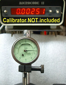 Federal Wc2i 0001 Dial Indicator Made For Extreme Working Conditions Tested