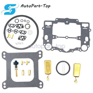 For Edelbrock 1406 1407 1411 1409 1477 1400 1404 1405 New Carburetor Rebuild Kit