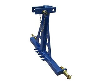 Mtw Sp 3 Point Tractor Logging Hitch