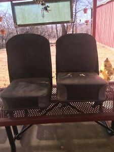 1950 Chevy Gm Panel Truck Seats 1947 1955