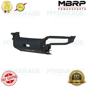 Mbrp 183099 Front Winch Bumper For 2016 2017 Toyota Tacoma W Fender Flares