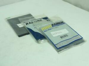 166140 Old stock Radnor 64005030 Lot 3 Welder s Shade 11 Filter Plate