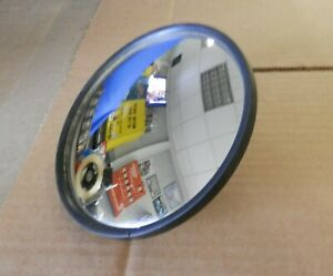 Round Glass Convex Mirror Blind Spot Fits Most Trucks 6 5 Diameter