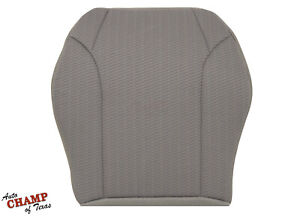 2002 2004 Jeep Liberty driver Side Bottom Replacement Cloth Seat Cover Taupe Tan