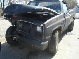 Manual Transmission 4 Speed Side Cover Fits 81 Chevrolet 10 Pickup 389876