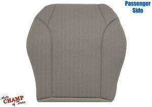 2002 2003 2004 Jeep Liberty passenger Side Bottom Cloth Seat Cover Taupe Tan