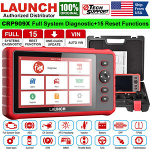 Launch X431 Auto Diagnostic Scan Tool Obd2 Code Reader Engine Abs Srs Key Coding