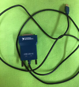 National Instruments Ni Gpib usb hs 187965b 01