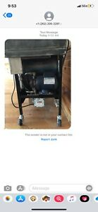 Henny Penny Pressure Fryer 600