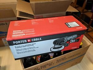 Porter Cable 7424xp 6 Variable Speed Random Orbit Polisher With 12 Pads