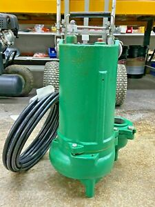 Myers Hydromatic Submersible Pump 535v Hp 5 Ph hz 3 60 Free Shipping