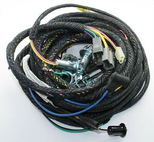 New 1970 Dodge Coronet Convertible Rear Lamp Wiring Harness
