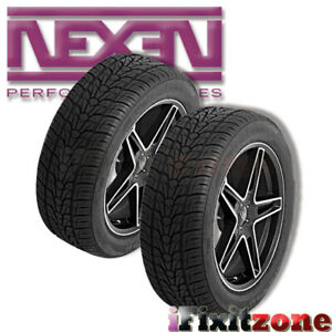2 Nexen Roadian Hp All Season 295 35r24 110v High Performance 40k Mile Suv Tires