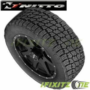 1 Nitto Terra Grappler G2 Lt295 70r18 129 126q All Terrain A T Suv Truck Tire