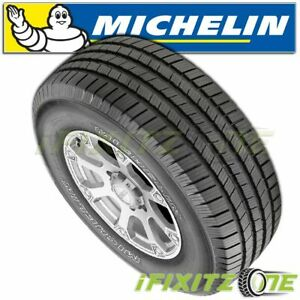 1 Michelin Defender Ltx M s 275 60r20 115t Truck suv 70000 Mile All Season Tires