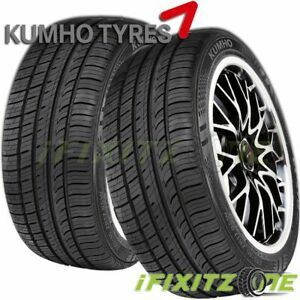 2 Kumho Ecsta Pa51 205 45r17 88v Xl All Season Performance M S Uhp Tires