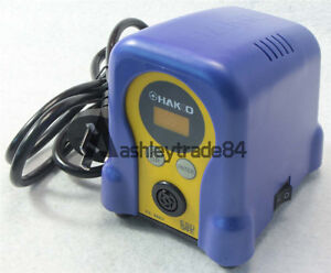 Fx 888d Hakko Hot Gun 70w 220v Pro Digital Soldering Station Welder Iron Repair