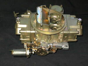 Restored Holley Carburetor 6239 1 Dated 192 1972 Corvette Lt1 And Camaro 4speed