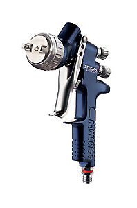 Devilbiss 703893 Tekna Basecoat Spray Gun Unupped Hv20 1 3 1 4