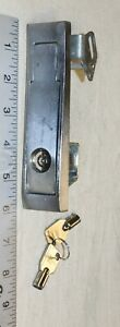 National L Handle Assembly For Vending Machines With A Lock And 2 Keys