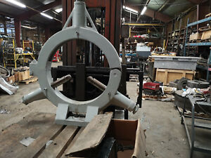 Large Lathe Steady Rest New Summit 18 Capacity New Open Box