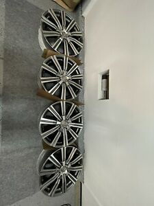 21 Lexus Lx 570 Toyota Land Cruiser Oem Wheel