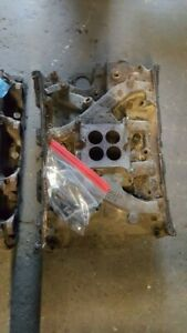 1966 Ford Thunderbird Original 390 Intake Manifold Heads And Valve Covers