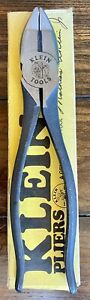 Klein 201 8ne 8 Side cutting Pliers New England Nose New