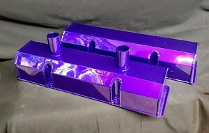 Small Block Chevy Aluminum Valve Covers Tall