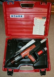 Hilti Dx 351 ct Power Actuated Tool With Fastener Tool