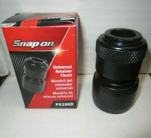 Snap On Air Hammer Universal Quick Change Chuck Retainer Ph200d