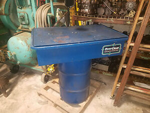 Everclear Self Contained Parts Washing System 36 X 24 X 8 Deep