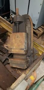 Large Heavy Duty 8 Milling Vice 7 Max Opening Fixed Position Mount