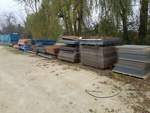 Pallet Rack Wire Decking wire Mesh Deck sizes In Listing Specify When Purchace