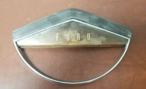 1951 Ford Steering Wheel Horn Ring Button 1a 3624