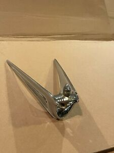 1956 Lincoln Gold Knight Hood Ornament