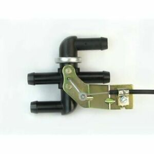 Cable Operated Heater Control Valve With Cable Control For Ford Pickup Van
