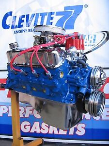 Ford 302 320 Hp High Performance Balanced Turn Key Crate Engine Mustang Truck