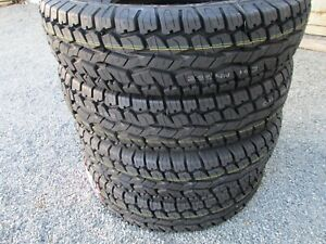 4 New 235 75r15 Armstrong Tru trac At Tires 75 15 2357515 All Terrain A t 560ab