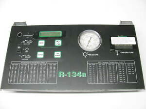 New Out Of Box Robinair R 134a Spx Cooltech 134 Control Panel Board
