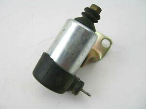 New Out Of Box 1114429 Carburetor Idle Stop Solenoid Mopar Hemi Holley 6 Pack