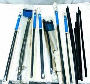 Genuine Ford Assorted Lot Of Nors Windshield Wiper Blade Refills 16 18 20 22 In