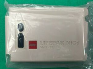 Physio control Medtronic Lifepak 12 Nicd Rechargeable Battery 11141 000149 New