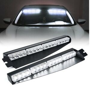 New Whelen Led Compatible Leds Interior Light Bar All Colors W Video 5yr Warr