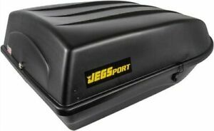 Products 90098 Jegs Performance Rooftop Cargo Carrier Capacity 18 Cu Ft