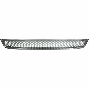 New Chrome Bumper Grille For 2011 2012 Gmc Acadia Denali Gm1036150 Ships Today