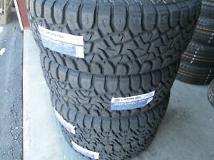 4 New Lt 35x12 50r18 Lancaster Rt Tires 35125018 35 12 50 18 1250 E Mud
