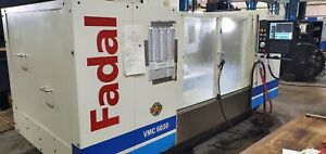Fadal Vmc6030 Ht Vertical Milling Machine Equipped With Nxgen Control