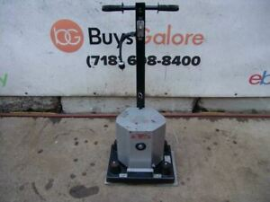Silverline Floor Sander Square Buff 1218r 120 Volts Works Great 1